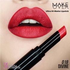 Toko Make Over Ultra Hi Matte Lipstick 018 Divine Online Terpercaya