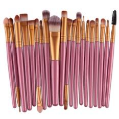 Make up Brush set 20 pc / Kuas Make Up isi 20 High-Quality Soft Makeup Brush