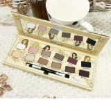 Jual Make Up Store Tude Eyeshadow Palette Ever Beauty 12 Warna Lengkap