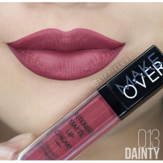 Makeover Intense Matte Lip Cream - 13 Dainty thumbnail