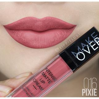 Makeover Intense Matte Lip Cream - 16 Pixie thumbnail