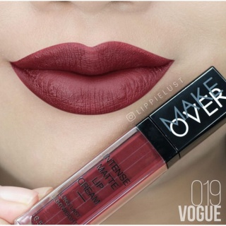 Makeover Intense Matte Lip Cream - 19 Vogue thumbnail