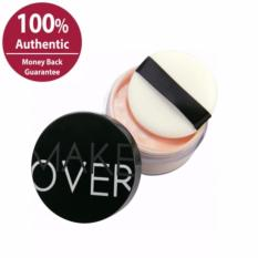 Makeover Silky Smooth Transparent Powder 02 Rosy
