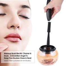 Promo Makeup Brush Pembersih Listrik Kit Kuas Cleaner Pengering Mesin Makeup Kuas Kosmetik Cleaning Tool Intl Tiongkok