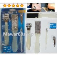 Beli Makeup Kits Five In One Pedicure Tools Mawar88Shop Online Terpercaya