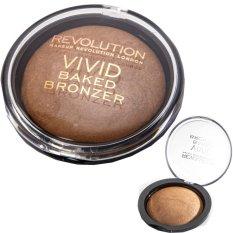 Harga Makeup Revolution Baked Bronze Golden Days Dan Spesifikasinya
