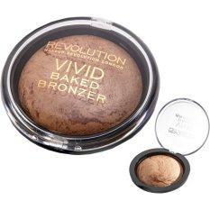 Jual Makeup Revolution Baked Bronze Ready To Go Original