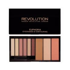Review Makeup Revolution Euphoria Palette Bare Makeup Revolution