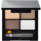 Spek Makeup Revolution Focus Fix Brow Kit Light Medium Dki Jakarta