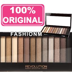 Review Pada Makeup Revolution Iconic 2 Redemption Eyeshadow Palette