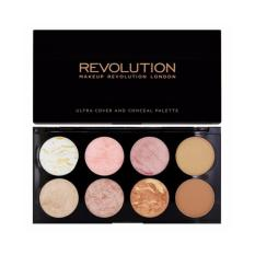 Promo Makeup Revolution Ultra Blush Palette Golden Sugar 1 Di Indonesia