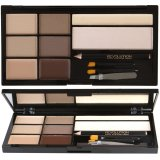Beli Makeup Revolution Ultra Brow Palettes Fair To Medium Seken