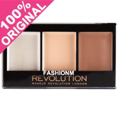 Makeup Revolution Ultra Contour Kit Lightening Cream F01 Indonesia Diskon