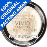 Makeup Revolution Vivid Baked Highlighter Matte Lights Usa Makeup Revolution Diskon