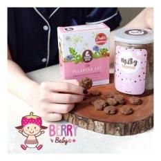 Beli Yooberry Mama Bear Cookies Pelancar Asi Milky Mama Rasa Choco Chips Terbaru