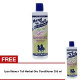 Beli Mane N Tail Herbal Gro Conditioner 355 Ml Beli 1 Gratis 1 Online
