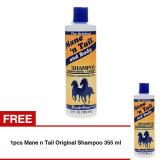 Beli Mane N Tail Original Shampoo 355 Ml Beli 1 Gratis 1 Online Murah