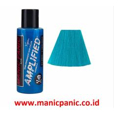 Miliki Segera Manic Panic Amplified Atomic Turquoise 118Ml