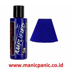 Review Manic Panic Amplified Rockabilly Blue 118Ml Di Indonesia