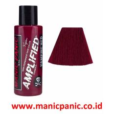 Spesifikasi Manic Panic Amplified Vampire Red 118Ml