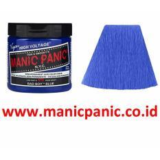 Harga Manic Panic Classic Bad Boy Blue 118 Ml Seken