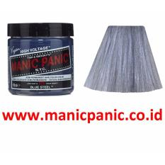 Jual Manic Panic Classic Blue Steel 118Ml Lengkap