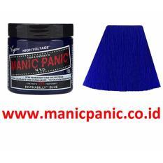 Beli Manic Panic Classic Rockabilly Blue 118 Ml Dengan Kartu Kredit