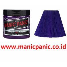 Ulasan Manic Panic Classic Ultra Violet 118 Ml