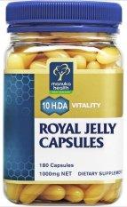 Toko Manuka Health Royal Jelly Capsules 180 Caps Di Dki Jakarta