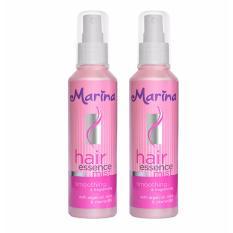 Marina Hair Essence Mist Smoothing [100 mL/ 2 pcs]