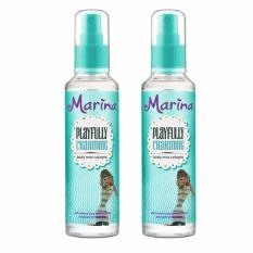 Marina Playfully Charming Body Mist Cologne [100 mL/2 pcs]