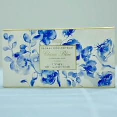 Harga Marks Spencer Trio Of Soaps Sabun Mandi Batang Isi 3 Pcs China Blue Termahal