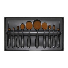 Diskon Masami Black The Artist Brush 10 Pieces Branded
