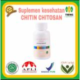 Toko Masker Chitin Chitosan 20 Kapsul Tiens Supplement Indonesia