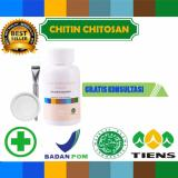 Beli Masker Chitin Chitosan Herbal Tiens 20 Kapsul Gratis Kuas Plate Promo Murah Cicil