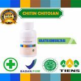 Review Masker Chitin Chitosan Herbal Tiens 20 Kapsul Promo Murah Indonesia