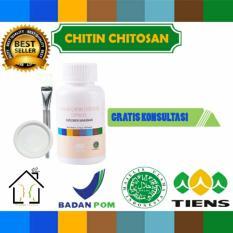 Spesifikasi Masker Chitin Chitosan Penghilang Jerawat Tiens 10 Kapsul Gratis Kuas Plate Lengkap Dengan Harga