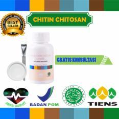Masker Chitin Chitosan Tiens 10 Kapsul Obat Bopeng Gratis Kuas Plate Tiens Internasional Diskon 50