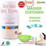 Harga Masker Chitosan Tiens Herbal Anti Jerawat Paket 75 Kapsul Jawa Timur