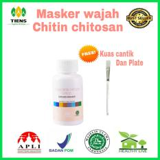 Spesifikasi Masker Herbal Chitin Chitosan 20 Kps Tiens Supplement Terbaru