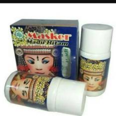 Spesifikasi Masker Madu Hitam Natural Face Mask Ramuan Asli Alami Dari Bali Bagus