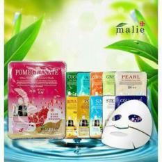 Harga Masker Malie Korea 5Pcs Mix Original