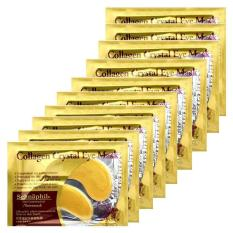 Masker Mata Crystal Collagen Eye Mask -20 Pasang
