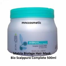 Masker Rambut Matrix Bio Scalppure Complete / Matrix Hair Mask Bio Scalppure Complete 500ml