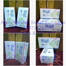 Beli Masker Sensi Headloop Hijab 2 Box 50Pcs Box Kredit Jawa Timur