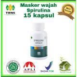 Diskon Masker Spirulina 15 Kapsul Tiens Supplement