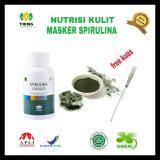 Diskon Masker Spirulina 20 Kapsul Indonesia