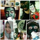 Perbandingan Harga Masker Spirulina Nutrisi Wajah Pembersih Wajah Penghilang Komedo Jerawat Paket 25Caps Di Jawa Timur