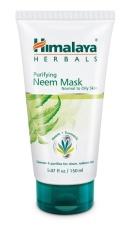 Masker Wajah Herbal - Himalaya Herbals Purifying Neem Mask 150ml