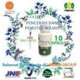 Tips Beli Masker Wajah Spirulina Herbal Tiens 10 Kapsul Obat Jerawat Free Kuas Plate By Liman Group